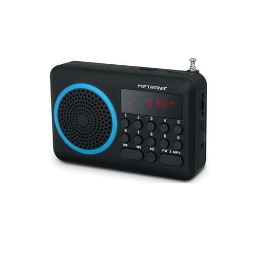 Radio portatile USB / SD Metronic