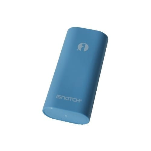 Power bank 4000mAh iSnatch blu
