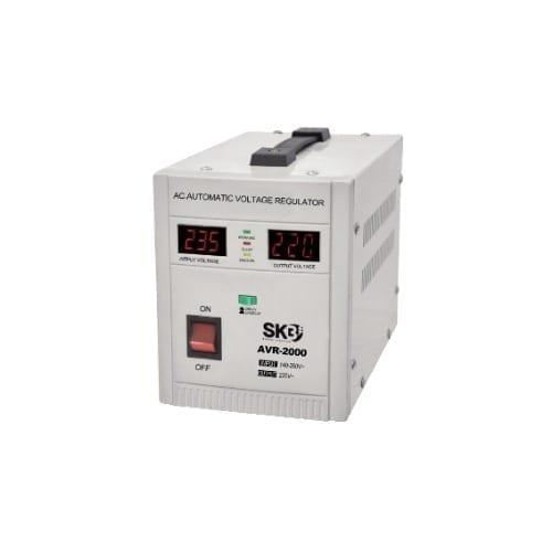 Stabilizzatore di tensione GBC AVR-2000