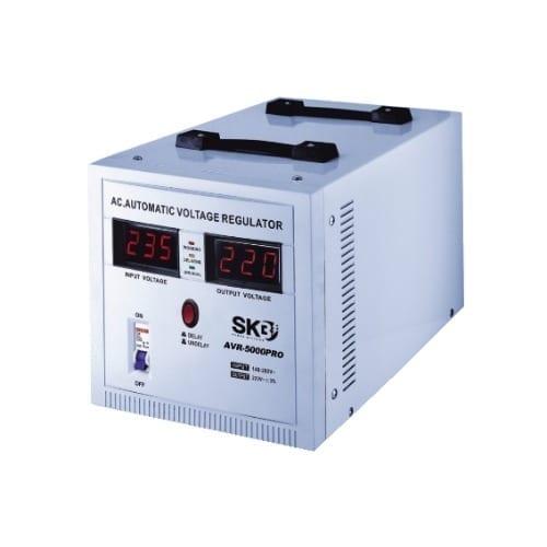 Stabilizzatore di tensione GBC AVR-5000PRO
