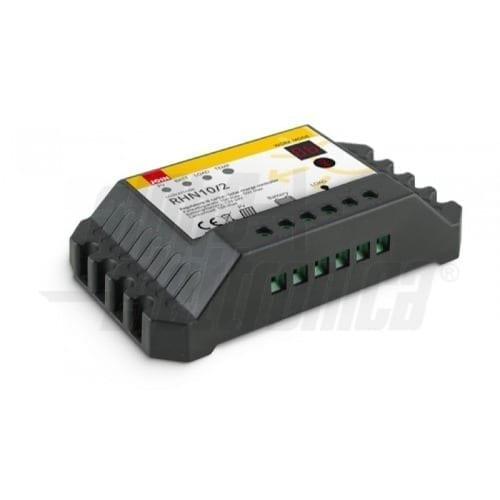 Regolatore di carica 12/24V 10A AlphaElettronica