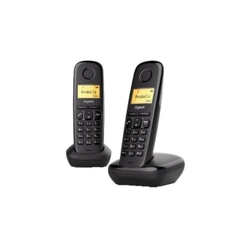 Telefono cordless A-170Duo Gigaset