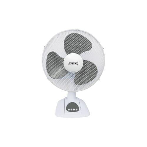 Ventilatore da tavolo 40 cm 3 velocità GBC
