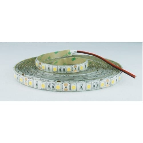 Striscia LED 12V 14,4W/M IP65 luce fredda GBC