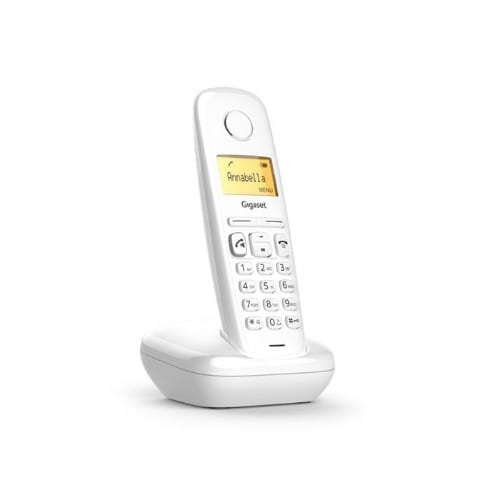 Cordless DECT Gigaset A-270 Bianco