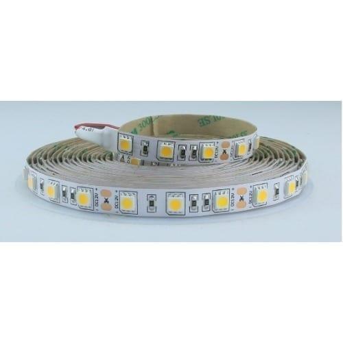 Striscia LED 12V 14,4W/M Luce calda GBC