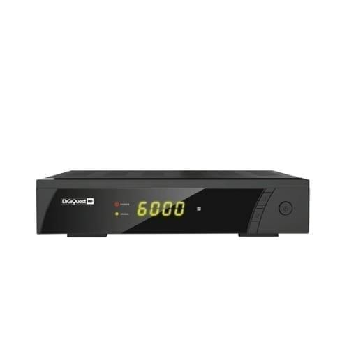 Decoder satelitare DiGiQuestHD FTA8010HD