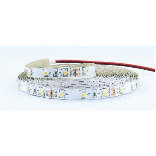 Striscia Led 5m da interno 12V 4,8W/M Luce Calda - GBC