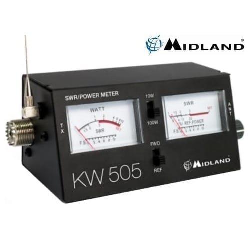 Wattmetro- Rosmetro KW505 Midland