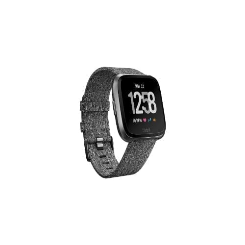 Fitbit Versa - Charcoal Woven
