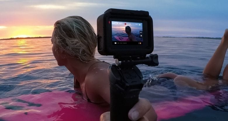 The Handler GoPro
