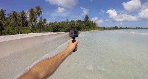 Shorty GoPro