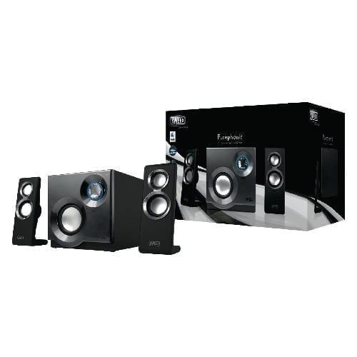 Sistema audio 2.1 60W Nedis