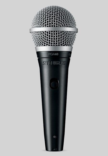 Microfono per voce Shure PGA48