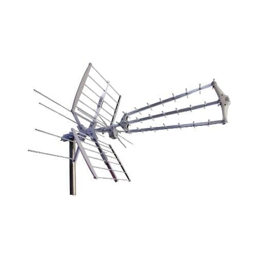 Antenna unica VHF / UHF 56 Elementi