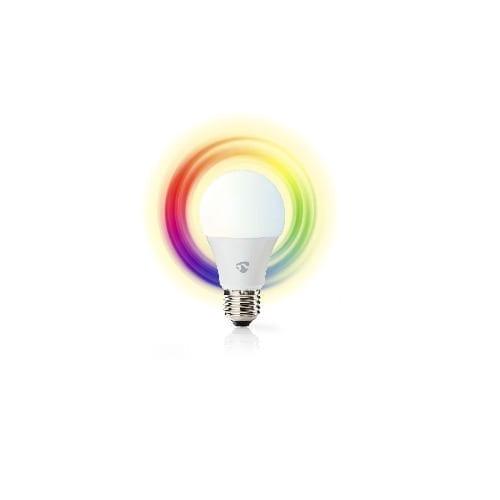 Lampada Wi-Fi Smart 9W LED Nedis RGB