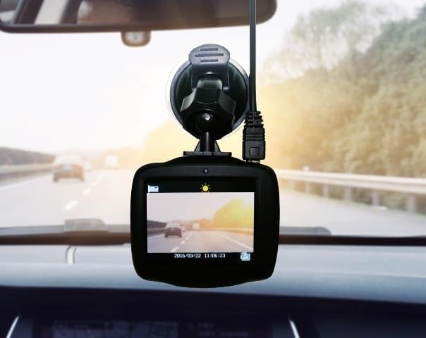 Telecamera da auto HD DC-720