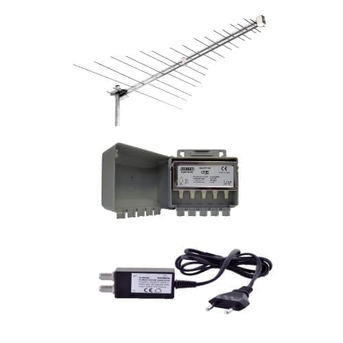 Kit Antenna Logaritmica