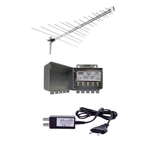 Kit Antenna Logaritmica