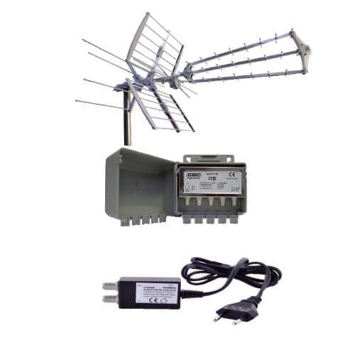 Kit Antenna Unica 56 Elementi