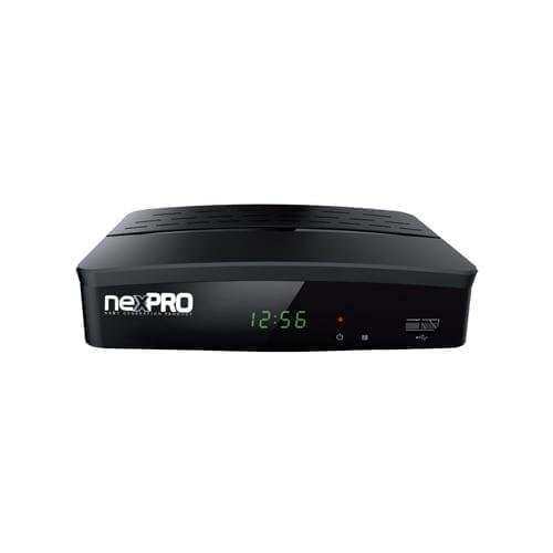 Decoder digitale terrestre NexPro 3000HD