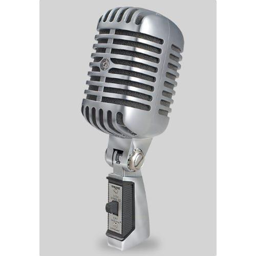Shure 55SH Series II Microfono dinamico cardioide per voce