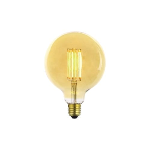 Lampada LED vintage globo 125 6W