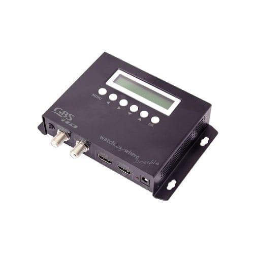 Modulatore audio/video DVB-T con doppio HDMI