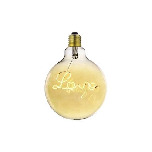 Lampada LED vintage love 4W