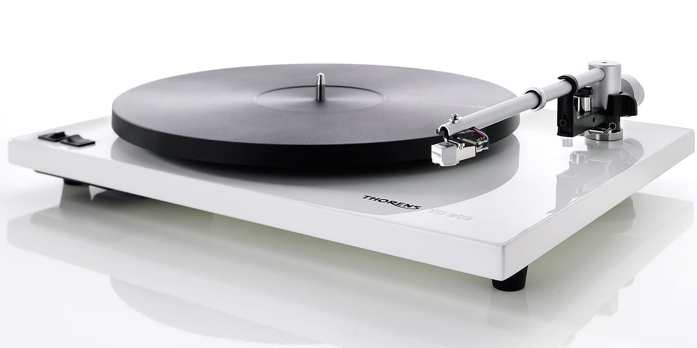 Thorens TD203