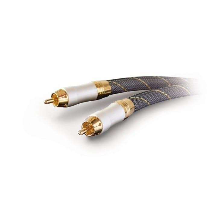 Dynavox cavo Premium RCA 2 X 1,5 m