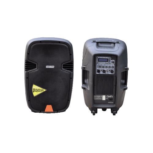 Cassa Amplificata 300W con USB e Bluetooth - GBC