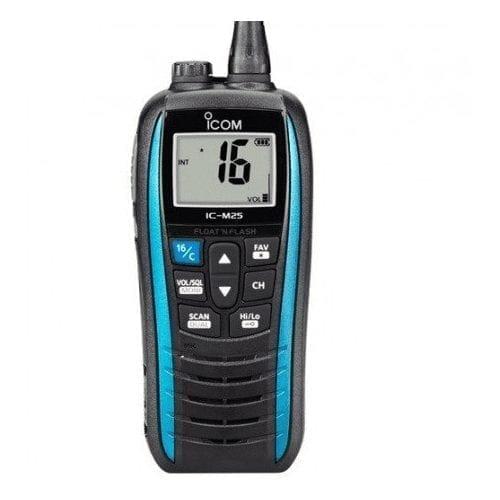 VHF Marino ICOM IC-M25 EURO 5W