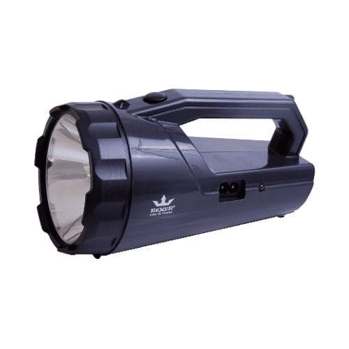 Torcia 3W LED ricaricabile