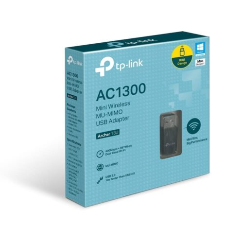 Dongle USB Archer T3U AC1300