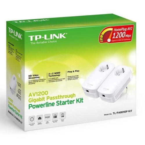 Power Line TP-LINK TL-PA8010P AV1200