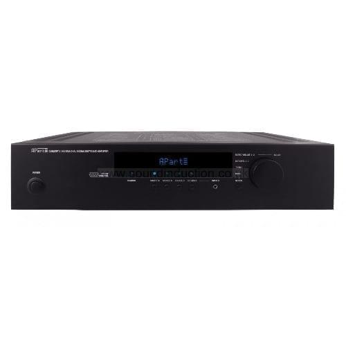 Amplificatore stereo 2x80W 4Ohm / 100V