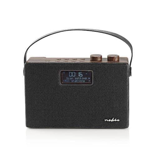 Nedis Radio DAB+ / FM / Bluetooth 15W