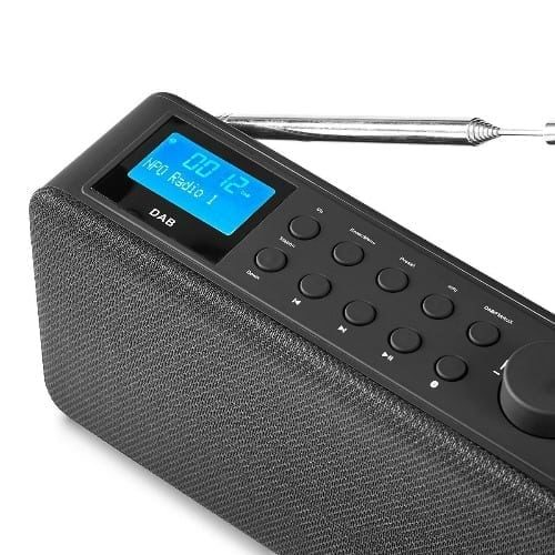 Nedis Radio DAB+ / FM / Bluetooth 12W