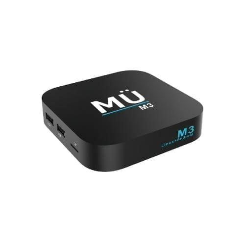 Android box MU 4K