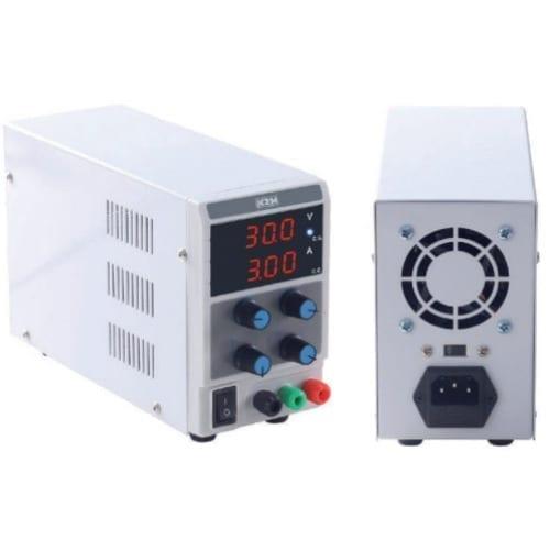 KVM 30-5 Alimentatore da banco 0-30V / 0-5A