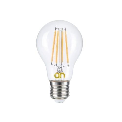 HeyBulb Lampada LED filament 8W E27 Luce calda