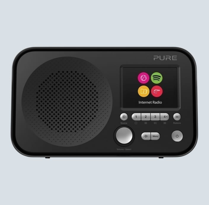 Pure Elan IR3 Interner radio portatile con Spotify connect