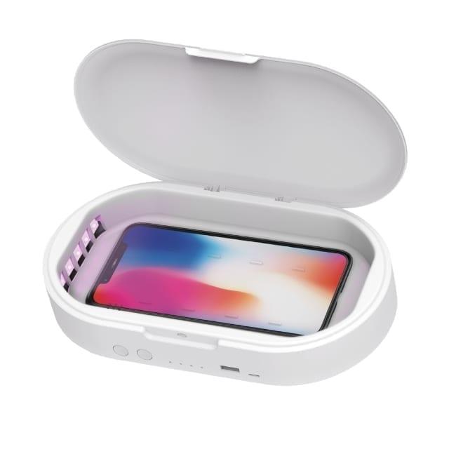 Sterilizzatore UVC per smartphone