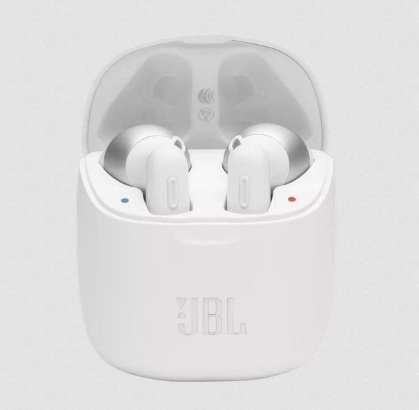 JBL Tune 220 TWS Auricolare True Wireless Bianca