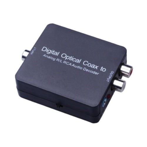 Convertitore Audio da Digitale a Analogico compatibile Dolby Digital