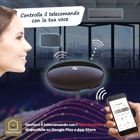Controller infrarossi Smart WiFi