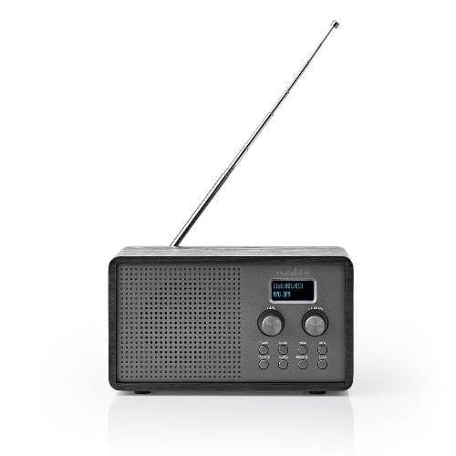 Nedis Radio DAB+ 4,5W / Orologio / Sveglia