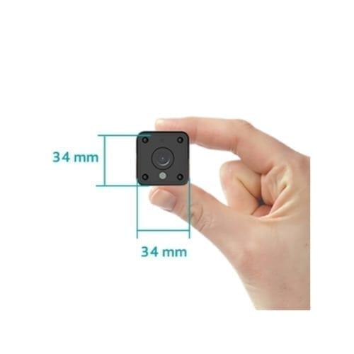 Micro Telecamera IP Wi-fi compatibile Alexa / Google Assistant