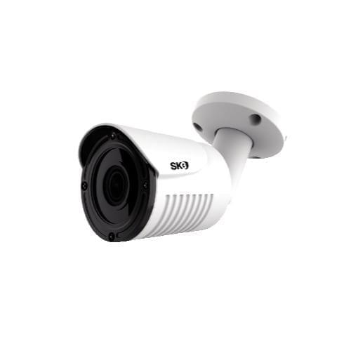 Telecamera bullet ottica fissa 5 MPX / 4K
